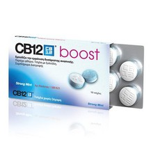 CB12 Boost Strong Mint 10τμχ