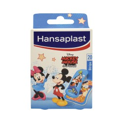 HANSAPLAST JUNIOR MICKEY & FRIENDS 20 ΤΜΧ