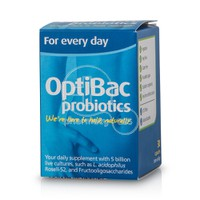 OPTIBAC - PROBIOTICS For Every Day - 30caps