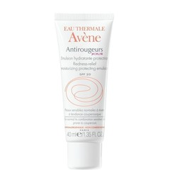 Avene Antirougeurs Jour Emulsion Hydratante Protectrice SPF20 40ml