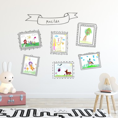 Kids picture frames 2
