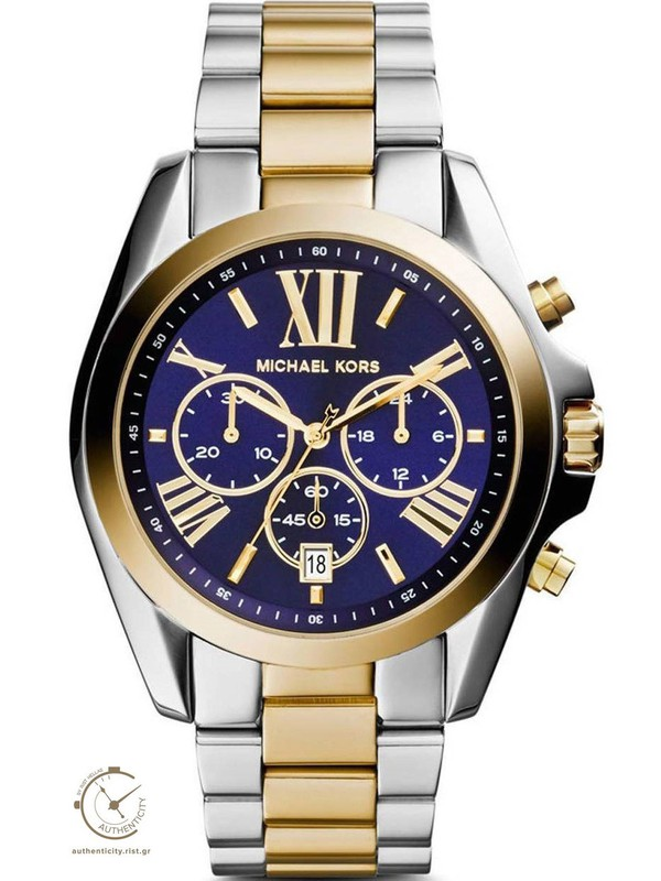 Bradshaw Chrono Two Tone