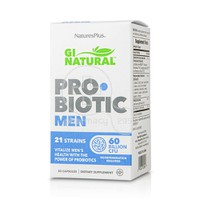 NATURES PLUS - GI NATURAL Probiotic Men - 30caps