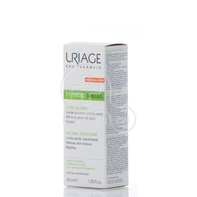 URIAGE - HYSEAC 3 Regul Soin Global - 40ml
