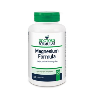 Doctor s formulas magnesium 500mg   60 tabs