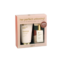 PANTHENOL EXTRA FEMME EDT BERGAMOT/CEDARWOOD/VANILLA 50ML (PROMO+CLEANSER 3 IN 1 200ML)