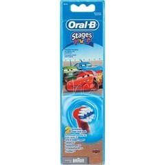 Oral-B Stages Power Princess / Cars / Mickey Ανταλλακτικές Κεφαλές Οδοντόβουρτσας 2τμχ
