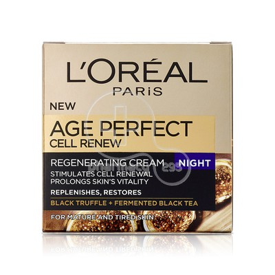 L'OREAL PARIS - AGE PERFECT Cell Renew Night - 50ml
