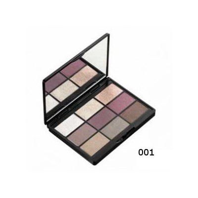 Gosh - 9 Shades Shadow Matt Collection To Enjoy In New York 001 - 12gr