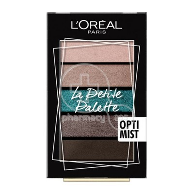 L'OREAL PARIS - LA PETITE PALETTE Optimist - 5x0,80gr