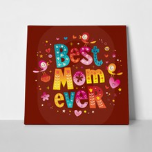 Best mom ever cute birds flowers 404298901 a