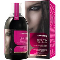 MY ELEMENTS BEAUTIN COLLAGEN (STRAWBERRY-VANILIA) 500ML