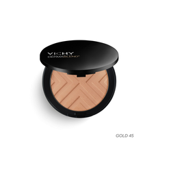 Vichy Dermablend Covermatte Compact Powder Foundation SPF25 Gold 45 Διορθωτική Πούδρα 9.5g