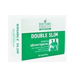 Doctor's Formulas Double Slim  60tabs