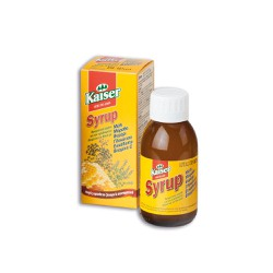 Kaiser Syrup - Honey, Fennel, Thyme, Anise, Eucalyptus Vitamin C 200ml