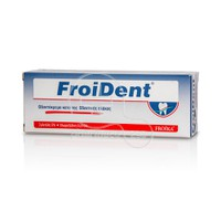FROIKA - FroiDent Anti-plaque Toothpaste - 75ml