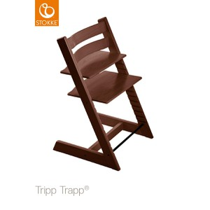 Κάθισμα Φαγητού Stokke TRIPP TRAPP Walnut Brown