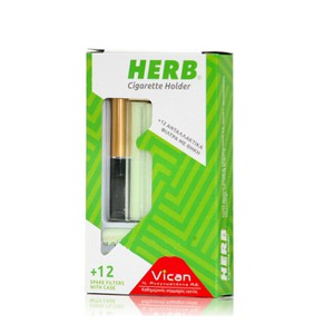Herb cigarette holder pipa huge