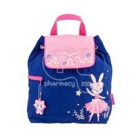 STEPHEN JOSEPH - Quilted Backpack (Bunny)