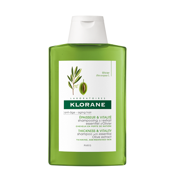 KLORANE HAIR ANTI-AGE OLIVIER SHAMPOO 200ML