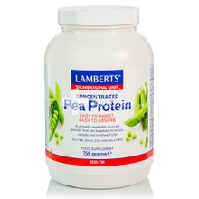 Lamberts NATURAL PEA PROTEIN - Αμινοξέα, 750gr
