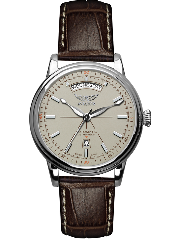 Douglas Day Date Automatic