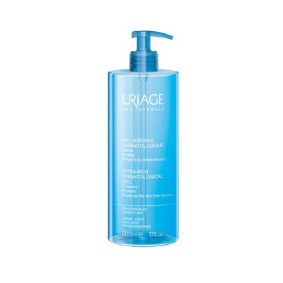 Uriage - Gel Surgras Dermatologique - 500ml