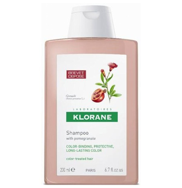 KLORANE HAIR GRENADE SHAMPOO 200ML