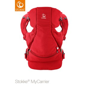 Μάρσιπος My Carrier Front & Back  Red