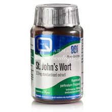 Quest ST. JOHN'S WORT 333mg - Κατάθλιψη, 90tabs