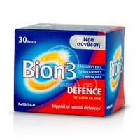 MERCK - BION3 Defence - 30tabs