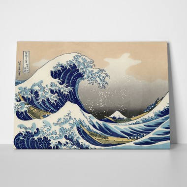 Great wave a