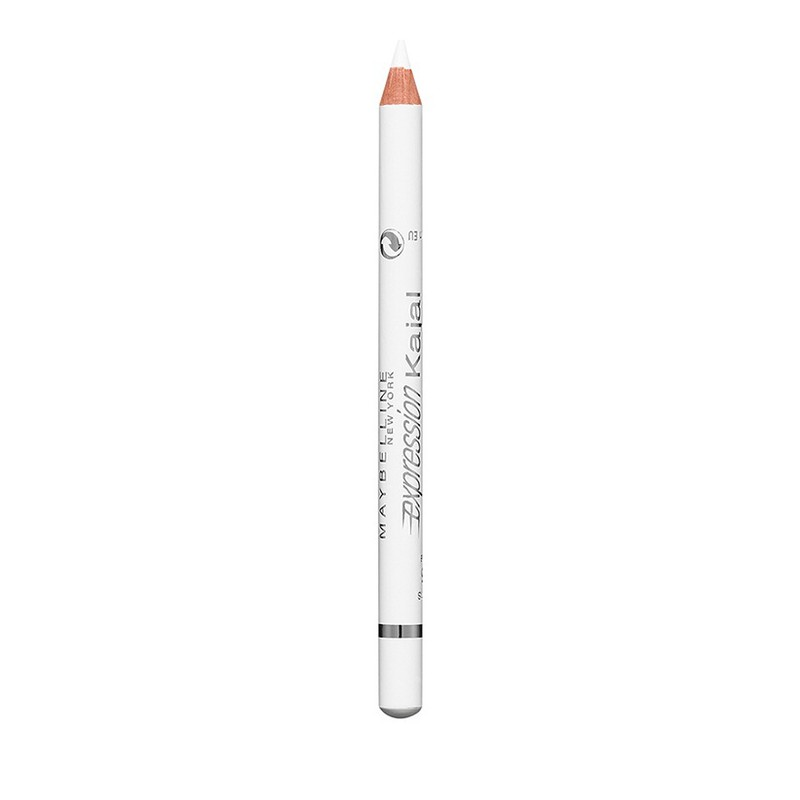 e4eb9ff54bb Maybelline | Maybelline Expression Kajal White Eye Pencil, 1pc