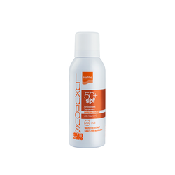 Intermed Luxurious Suncare Antioxidant Sunscreen Invisible Spray SPF50+ Αντηλιακή Προστασία Για Το Σώμα 100mL