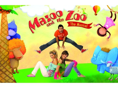 Mazoo and the zoo: The Musical!