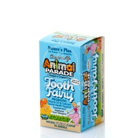 NATURE'S PLUS - SOURCE OF LIFE ANIMAL PARADE Tooth Fairy (Vanilla flavor) - 90chew.tabs