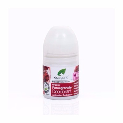 DR. ORGANIC - POMEGRANATE Deodorant - 50ml