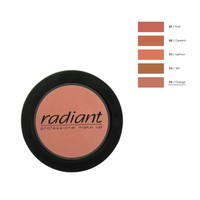 RADIANT PURE MATT BLUSH COLOR No5-ORANGE