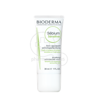 BIODERMA - SEBIUM Sensitive Soin Apaisant Anti-Imperfections - 30ml