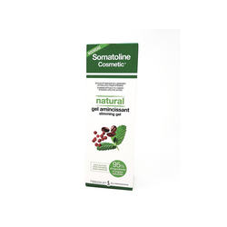 Somatoline Comsetic Natural Gel Amincissant Slimming Gel Αδυνατίσματος 250ml