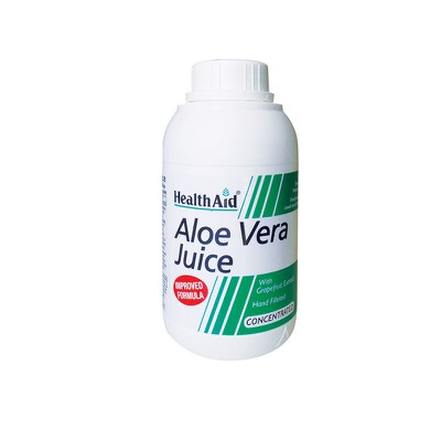 Health Aid - Aloe Vera Juice Concentrated - 500ml