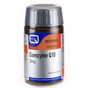 Coenzyme q10 30mg tabs 30s enlarge