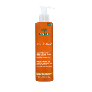 NUXE Reve de miel gel demaquillant visage 200ml