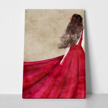 Red dress collage 2772252 a