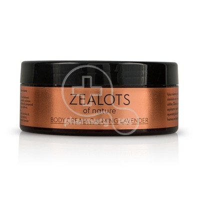 ZEALOTS OF NATURE - Body Cream Calming Lavender - 250ml