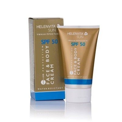 Helenvita - Sun Face & Body Cream SPF50 - 150ml