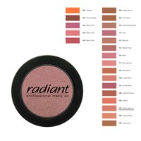 RADIANT BLUSH COLOR No127-APRICOT