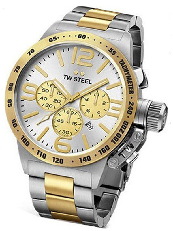 Canteen Chrono Two Tone