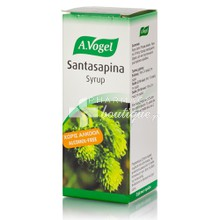 Vogel Santasapina Syrup (Without Alc) - Βήχας, 200ml