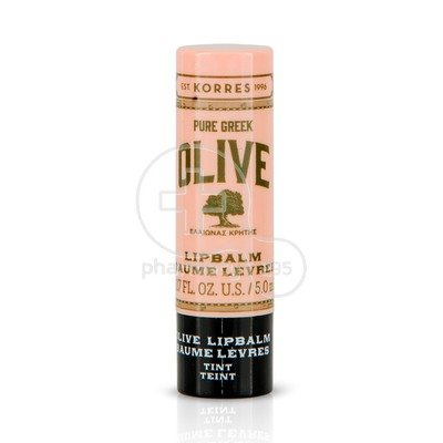 KORRES - OLIVE Lip Balm Tinted - 5ml